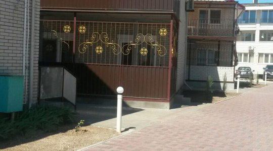 Двухэтажный  8-и местный  коттедж «Люкс»